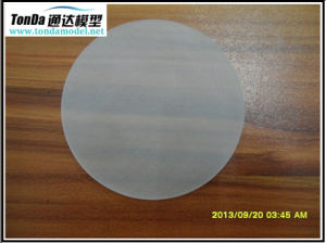CNC Machined Half Transparent Parts with PC and PMMA Material pictures & photos