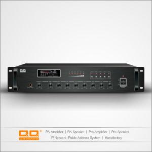 Lpa-60V QQ Professional 5 Zone Audio Amplifier with USB FM pictures & photos