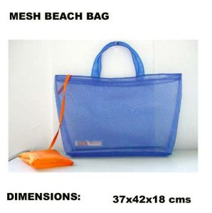 Fashion Women Mesh Handbag Beach Bag for Outdoor pictures & photos