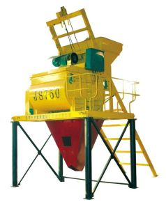 Zcjk Hot Selling Concrete Mixer in China (JS750) pictures & photos
