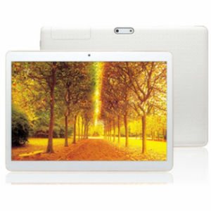 Ax9b Android 4.4 OS 3G Tablet PC Quad Core CPU Mtk6282 Chips 1280*800IPS 9.6 Inch pictures & photos