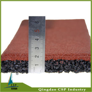 Rubber Flooring with Different Color for Park Ground pictures & photos
