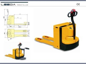 Powered Pallet Truck (HL-TE/TK series) pictures & photos