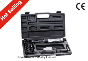 """17PCS 1/2"""" (3/8"""") Air Ratchet Wrench Tool Kit pictures & photos"""