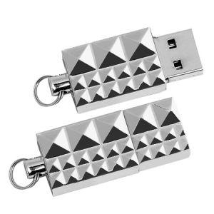 Metal USB Flash Drive Memory Disk 1GB-64GB Pendrive Logo Printed USB Stick pictures & photos