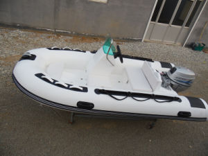Made in China Small Cheap Rib Boat, Inflatable Fishing Boat, Sport Boat Rib360c for Sale pictures & photos