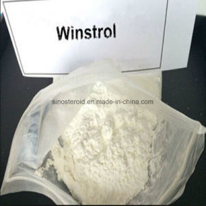 Oral Steroid White Powder Winstrol for Muscle Gaining 10418-03-8 pictures & photos