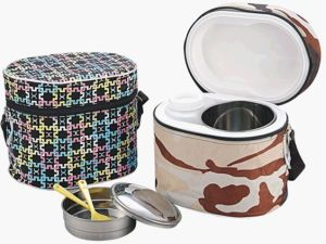 Camping Lunch Box with Bag Packing pictures & photos