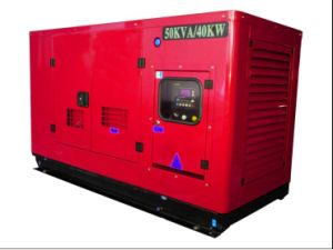 500kw/625kVA Silent Generator Powered by Cummins Diesel Engine pictures & photos