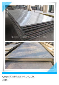 Hot Rolled Steel Plate for Steel Products Good Service Smile pictures & photos