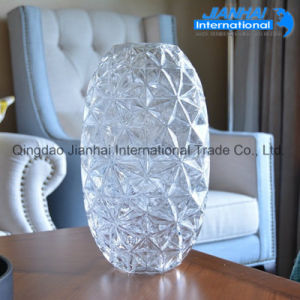 Best Selling Wholesale Clear Glass Vase for Home pictures & photos