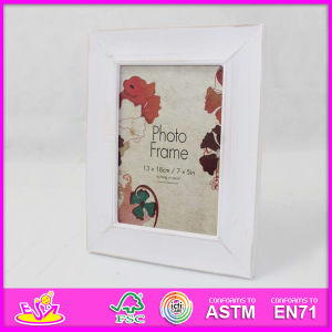 2014 Hot Sale New High Quality (W09A031) En71 Light Classic Fashion Picture Photo Frames, Photo Picture Art Frame, Wooden Gift Home Decortion Frame pictures & photos