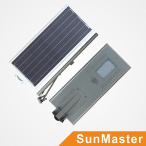 60W All in One Solar Street Light with Sensor pictures & photos