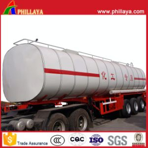 Semi Trailer Chemical Liquid Tank for Transport pictures & photos