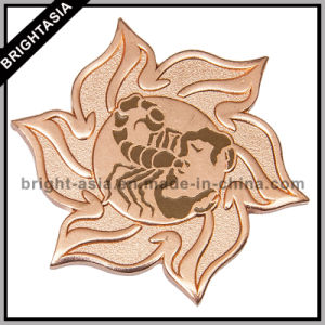 The Image of a Scorpion, Custom Metal Medal (BYH-101051) pictures & photos