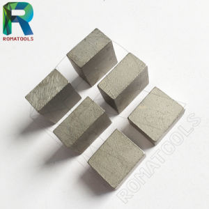 Diamond Segments of 1200mm Blades for Stone Granite Marble Block Cutting pictures & photos