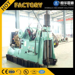 Diesel Engine Hydraulic Movable Drill Rig for Water Well pictures & photos