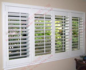 American Style PVC Louvers Window (BHP-SCW01) pictures & photos
