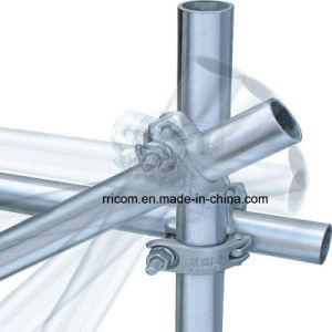En74 /BS113galvanized Scaffold Forged Couplers, Fittings 48.3X48.3 pictures & photos