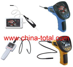 Portable LCD Video Borescope pictures & photos