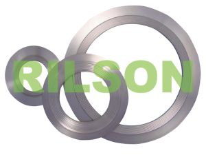 DIN Asme B16.20 Standard Metallic Kammprofile Gasket pictures & photos