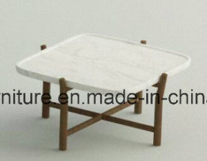 Living Room Furniture Newest Marble Coffee Table Marble Center Table pictures & photos