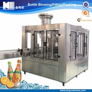 Mango Pulp Juice Filling Machines pictures & photos