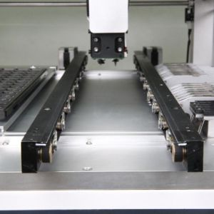 SSD SMT Assembly Machine Supports 48 Feeders and Vision Camera pictures & photos