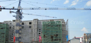 Hammerhead, Topkit Tower Crane Made in China (QTZ31.5) pictures & photos