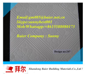 Gypsum Ceiling Tiles/ Suspention Ceiling Tiles pictures & photos