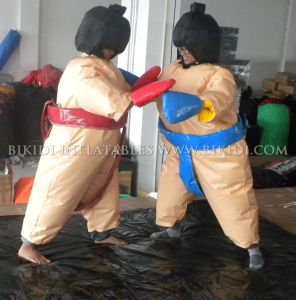 China Inflatable Sumo Suits, Padded Sumo Wrestling Suits B6005 pictures & photos