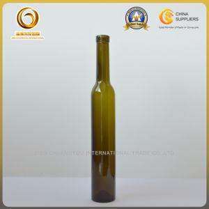 2017 Dark Green 375ml Cork Ice Wine Glass Bottle (412) pictures & photos