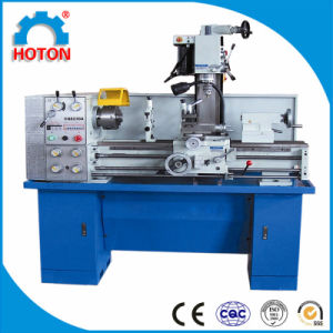 Multi-function Horizontal Lathe Machine With Drilling Milling Function (CQ6230BZ) pictures & photos