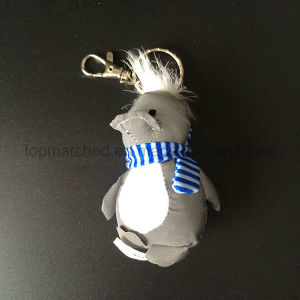 Soft Reflective Penguin Keychain for Promotion Gift and Advertising pictures & photos