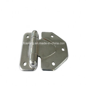Investment Casting Stainless Steel Hinge with CNC Machining pictures & photos