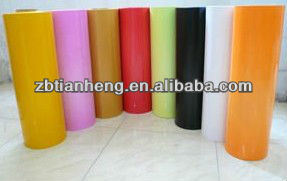 Two Side Matte Cup Lids Usage HIPS Plastic Sheets