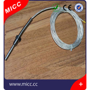 Small Screw Type Thermocouple with Meatal-Shielded Wire pictures & photos