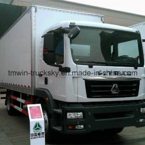 Sinotruck HOWO 8X4 6X4 4X2 Refrigerator Truck pictures & photos