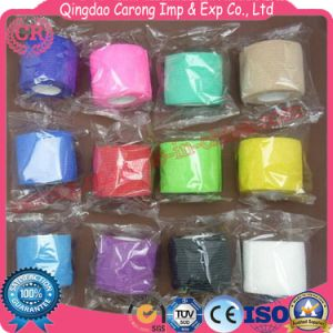 Disposable Self-Adhesive Elastic Bandage of Using Protection pictures & photos