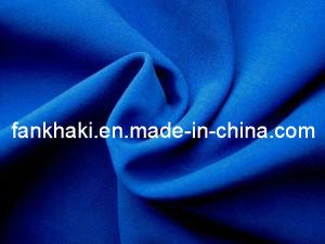 Pure Polyester Twill Peach Skin 288f 75D*150D (FKQ130704025)