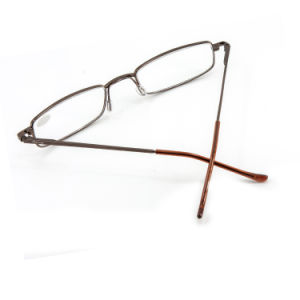 Latest Popular Fashion Design Metal Reading Glasses with Case V4028 pictures & photos