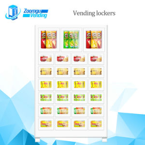 Combo Adult Sexy Toy Vending Machine Zg-S800-10+27+40 pictures & photos