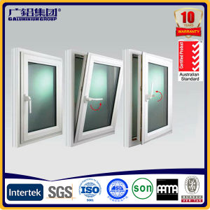 Aluminium Tilt & Turn Thermal Break Window in High-End Market pictures & photos
