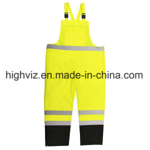 Reflective Waterproof Coverall with ANSI107 Certificate (RW-006) pictures & photos