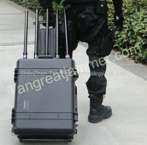 Portable Military Jammer (TG-VIP JAMM) pictures & photos