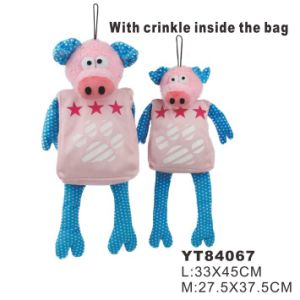 Pig Shape Pink Stuffed Toy (YT84070) pictures & photos
