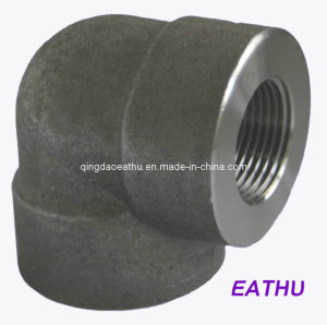 Forged Steel Fittings Npt Elbow pictures & photos