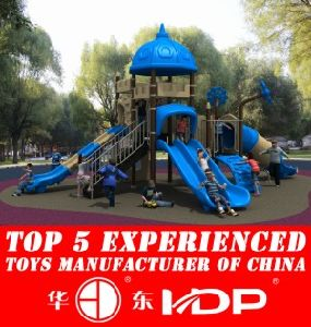 2017 Children Kids Outdoor/Indoor Playground with TUV-GS\Ce\En 1176\SGS\Ohsas18001\ISO9001\ISO14001 Certificate pictures & photos