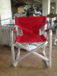 Aluminium Director Chair, Beach Chair, Fishing Chair, Aluminium Folding Chair pictures & photos