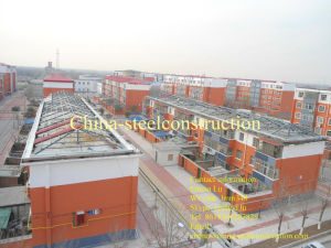 Prefabricated Steel Structure Warehouse Building Construction Materials pictures & photos